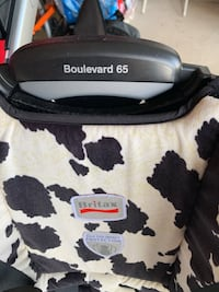 Britax Cowmooflage car seat covers only $20 or both for $30 Oakville