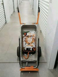 Works cart w multiple uses Falls Church, 22042