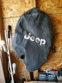 Jeep wheel cover Spruce Grove, T7X 0A7