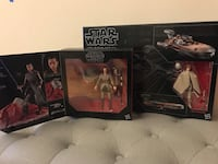 Star Wars Black Series Bundle Gaithersburg, 20878