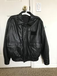 Leather Bomber Jacket Kissimmee, 34747