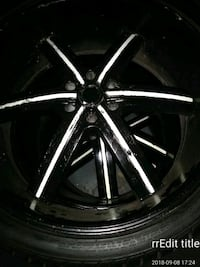 26 inch rims and tires... Need one tire Bellwood