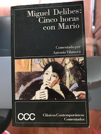Libro cinco horas con mario Madrid, 28002