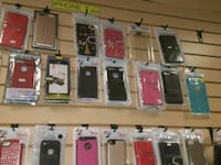 assorted iPhone cases with boxes Oakland, 94621