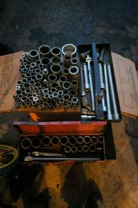 stainless steel socket wrench set Surrey