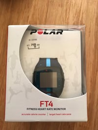 Polar FT4 Heart Rate Monitor OBO Mc Lean, 22102