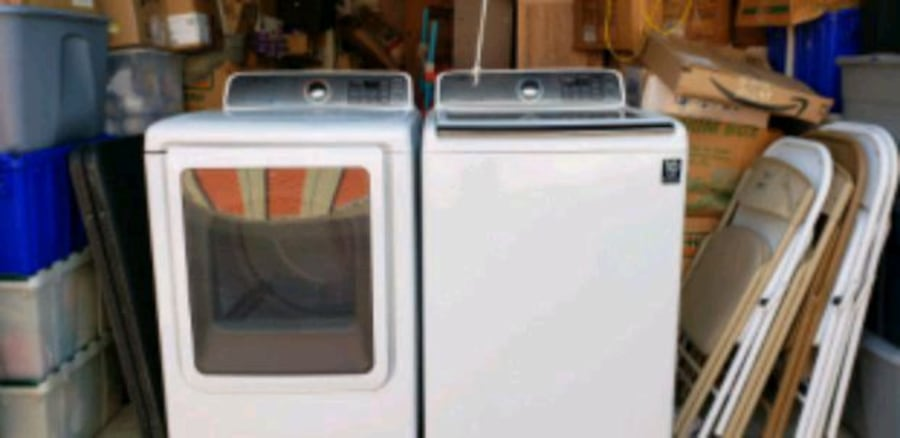 Samsung Washer and Dryer  8db20bea-0b99-4615-b5c2-a30386a208c7