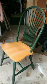 6 Solid Canadian Maple Chairs Baltimore, 21222