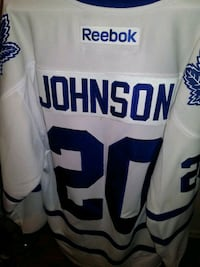Signed leafs jersey  Mississauga, L6T 0B1
