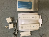 Wii Controllers, Adapters and Charger Laurel, 20723