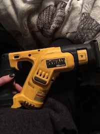 yellow and black DeWalt cordless power drill Boise, 83709