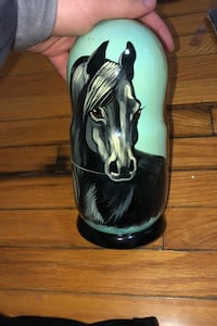 Horse Russian doll