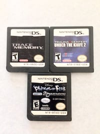 DS Games(3)