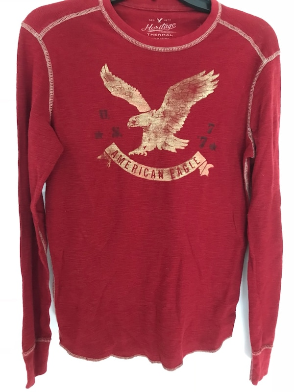 American Eagle thermal size XS