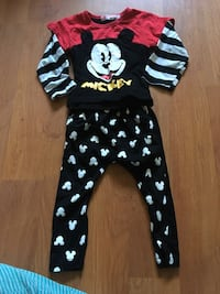 Baby Boy Mickey Mouse Outfit Courtice, L1E