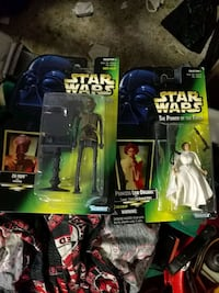 Star Wars action figure pack lot 548 km