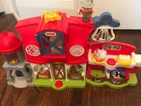 Fisher Price Farm Little People Caring for Animals (English) Toronto, M4T 1Y7