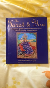 Tarot card meaning book Indianapolis, 46227