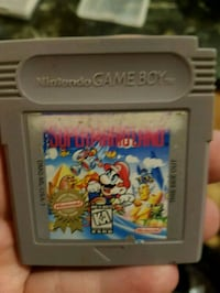 Nintendo gameboy game Mississauga, L4W 4A1