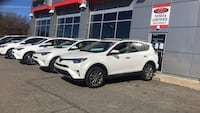 Toyota - blizzard Pearl RAV4 Limited AWD - 2016 Woodbridge