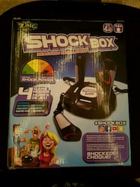 Shock Box Reaction Challenge Game