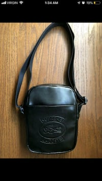 black leather Michael Kors crossbody bag Toronto, M5V 3S5