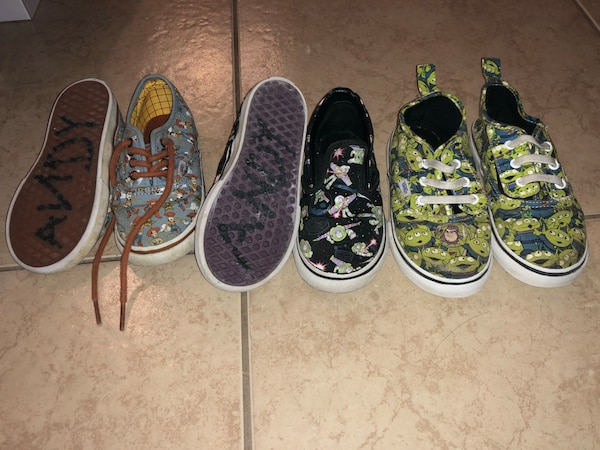 3d5d4e4add1cb7 Used Toy Story Vans for sale in McKinney - letgo
