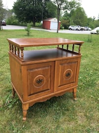 Beautiful antique cabinet table South Portland, 04106