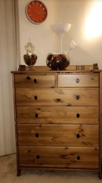 Wood drawer