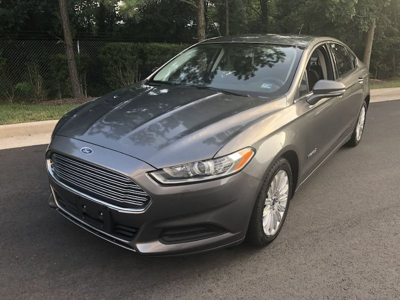 Ford Fusion 2014 2