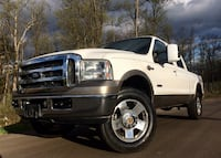 '06 Ford F-250 Bulletproofed and Rust Free KING RANCH  Sterling