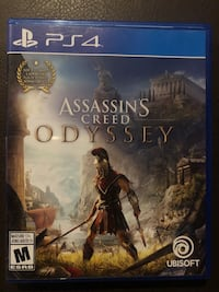 Assassins Creed Odyssey (like new) Calgary, T1Y 2Z2