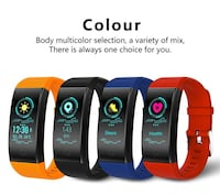 Color LCD Screen Fitbit type Fitness Smart Watch, blood pressure, bpm, mileage, calories, Bluetooth camera & more Memphis, 38128