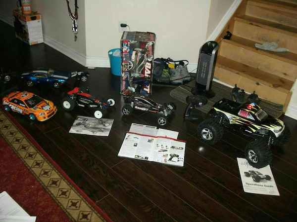 Used Rc Cars And Buggies For Sale Or Trade For Sale In Brampton Letgo