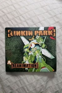 CD Linkin Park Reanimation
