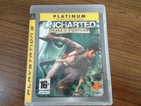 PS3 UNCHARTED ORJINAL OYUN
