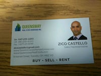 Real Estate services available Toronto