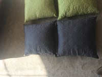 Charcoal grey accent pillows Rockville, 20850