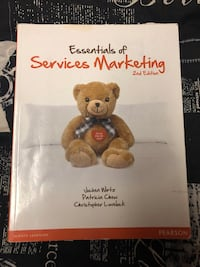 Essentials of services marketing textbook 2nd edition
