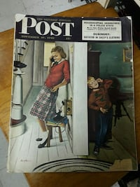 The Saturday Evening Post 1949 Edition
