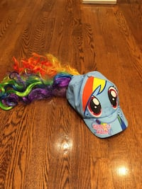 Rainbow Dash Baseball Hat