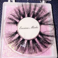 100% Longlasting Mink Lashes Chicago, 60620