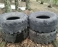 two black automotive rubber tires Winchester, 22601