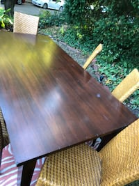 Dinning table with chairs  Make an offer!  Baltimore, 21239