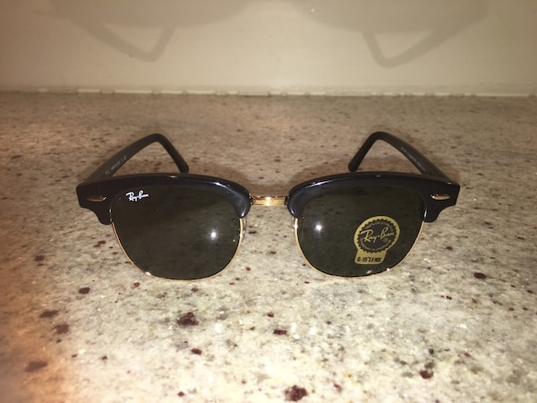 7913195141d5 Used Ray Ban Clubmaster Sunglasses for sale in Halifax - letgo