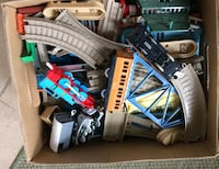Thomas and Friends Track Master Sets