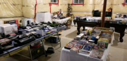 MASSIVE VIDEO GAME COLLECTION FOR SALE