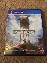 Star wars battlefront ps4  Bakersfield, 93306