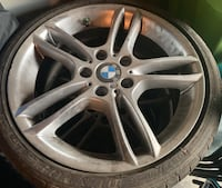 "BMW - 1 Series - 2013 Rims 19"" Style 261 Washington"