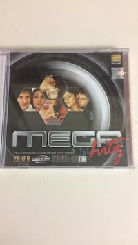 Mega Hits CD case Surrey, V3T 5L8